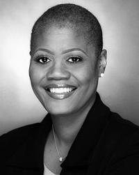 Melanie Campble of the National Coalition on Black Civic Participation