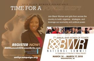 7th Annual BWR Women of Power National Summit: Time for A Power Shift!!!