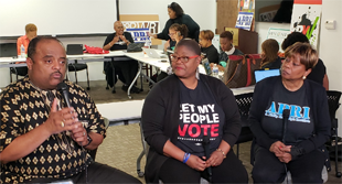 NATIONAL COALITION ON BLACK CIVIC PARTICIPATION AND A. PHILIP RANDOLPH INSTITUTE ORGANIZE THIRD UNITY '18 'LET MY PEOPLE VOTE' NATIONAL ADOPT-A-DAY PHONE BANK