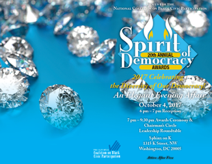 20th Annual Spirit of Democracy Awards Celebration